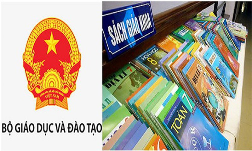 "Bo GDDT bac thong tin ""chua thay sach giao khoa lop 1 tu nam hoc 2019-2020"""