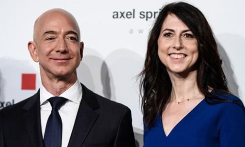 Tai san vo ty phu Jeff Bezoz