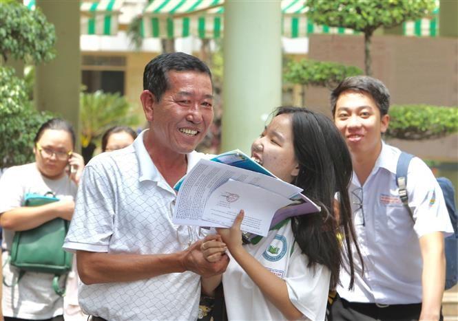 Thi sinh dang ky du thi THPT Quoc gia nam 2019 tu ngay 1/4