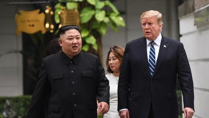KCNA: Ong Kim va Trump se tiep tuc dam phan sau hoi nghi thuong dinh
