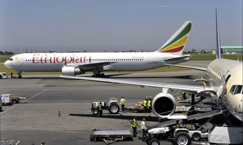 Hang bay Viet nao su dung loai may bay Boeing vua roi o Ethiopia?