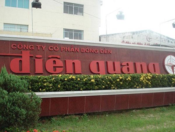 Bong den Dien Quang bi xu phat, truy thu thue gan 38 ty dong