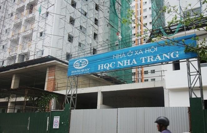 Chi tiet du an HQC Nha Trang cua dia oc Hoang Quan bi dieu tra