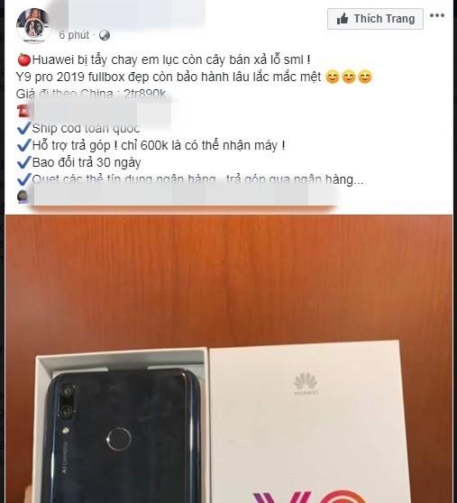 Thi truong smartphone Viet co bi anh huong boi lenh cam Huawei cua ong Trump?-Hinh-2