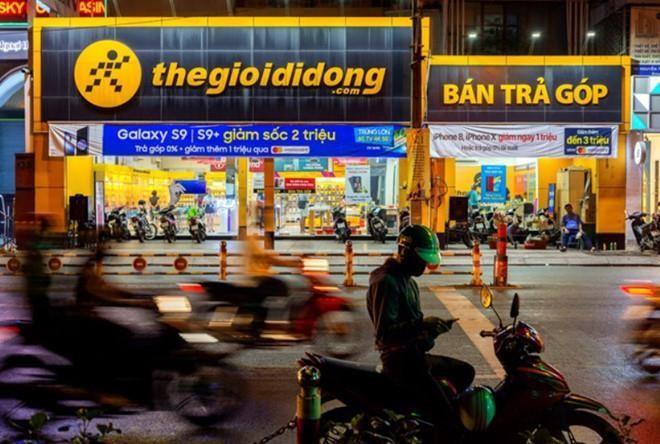5 thang dau nam, The gioi Di dong dong 11 cua hang dien thoai-Hinh-2