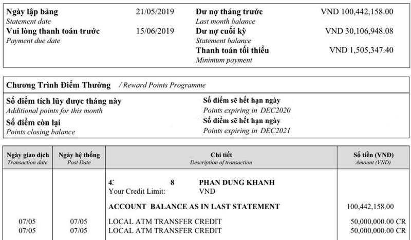 "Khach hang keu troi HSBC cho vay lai suat ""cat co"" nhu tin dung den"