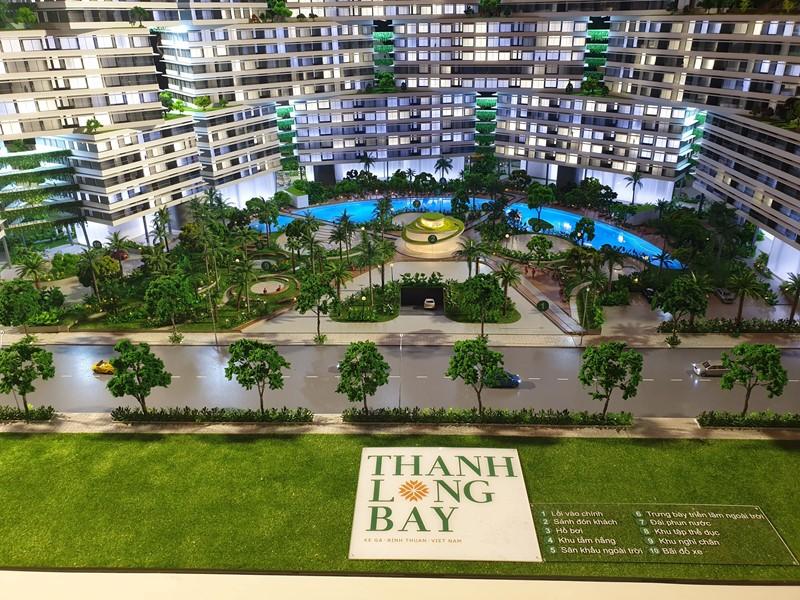 Huy dong von trai luat tai du an Thanh Long Bay, Nam Group hoanh trang co nao?