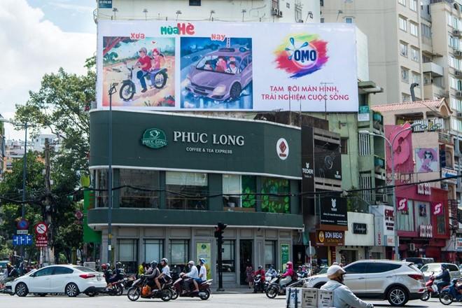 Phuc Long lien tuc dong 2 cua hang o vi tri dac dia Sai Gon