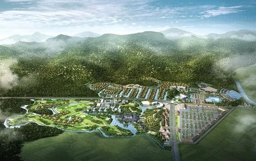 "Dai gia Phan Van Quy ""om"" bao nhieu du an khung o Lac Thuy, My Duc?"