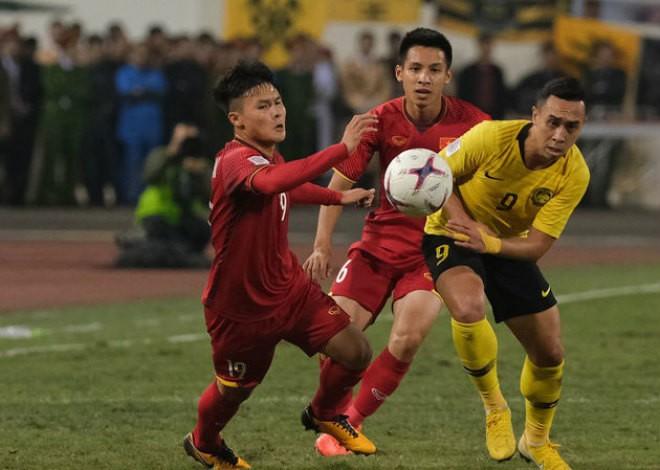 "Danh bai Malaysia 1-0, tuyen Viet Nam nhan tien thuong ""khung"" the nao?"