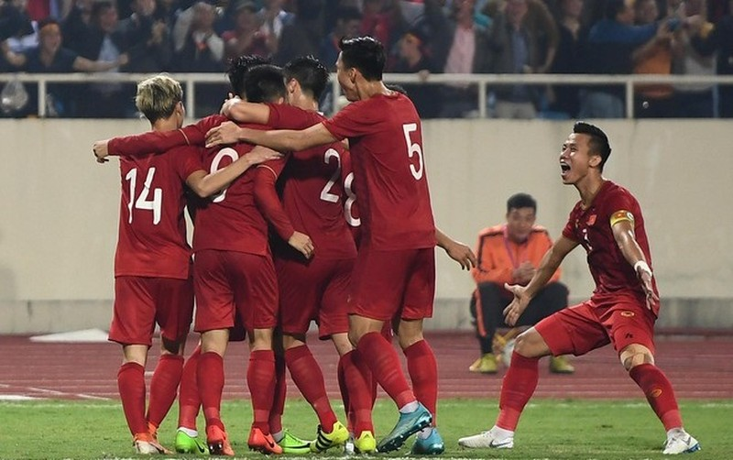 Choi an tuong tai VL World Cup 2022, tuyen VN nhan thuong
