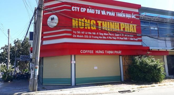 Giam doc Cong ty dia oc Hung Thinh Phat bi bat