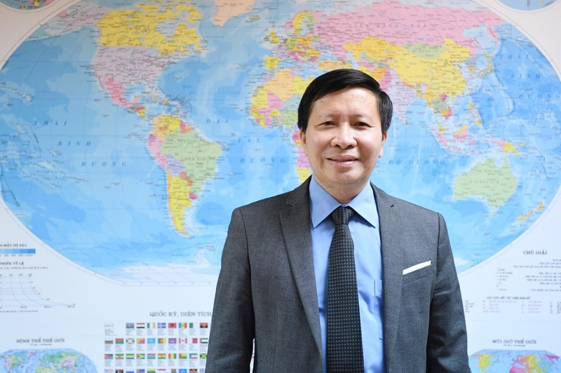 Bo nhiem ong Pham Manh Hung, Vu Hai Quang lam Pho Tong Giam doc VOV-Hinh-2