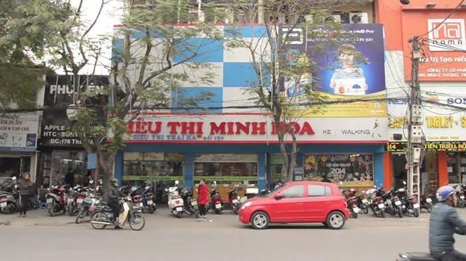 Giam 90% von dieu le, Cong ty Minh Hoa tung vuong lum xum gi?