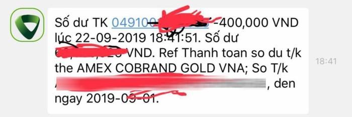 Vietcombank loi bao mat, khach mat tien: Khi nao chu tai khoan het am anh nha bang nay?