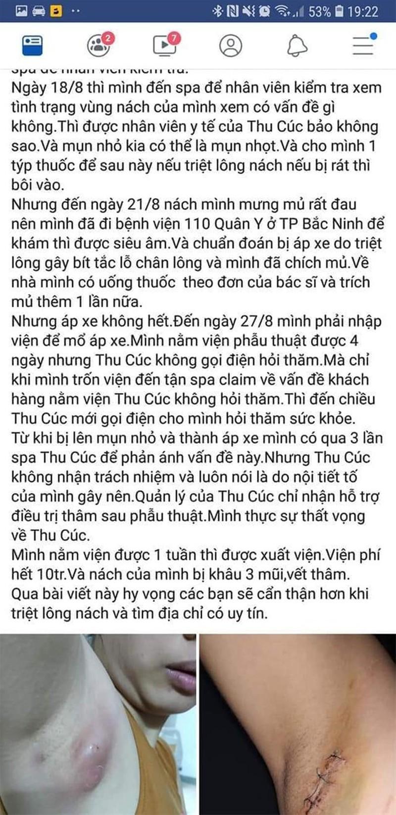 """BV Thu Cuc bi to phan biet benh nhan tung dinh """"lum xum"""" nao?-Hinh-2"""