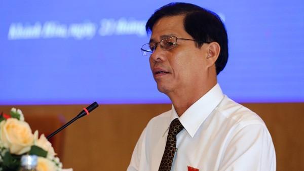 Ong Nguyen Tan Tuan duoc bau giu chuc Chu tich UBND tinh Khanh Hoa-Hinh-2