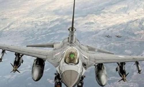 Syria tuyen bo ban ha tat ca may bay vi pham khong phan