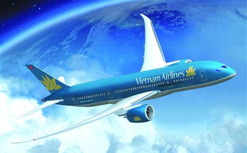 Vietnam Airlines tam dung bay Viet Nam va Nga, Dai Loan tu 18/3