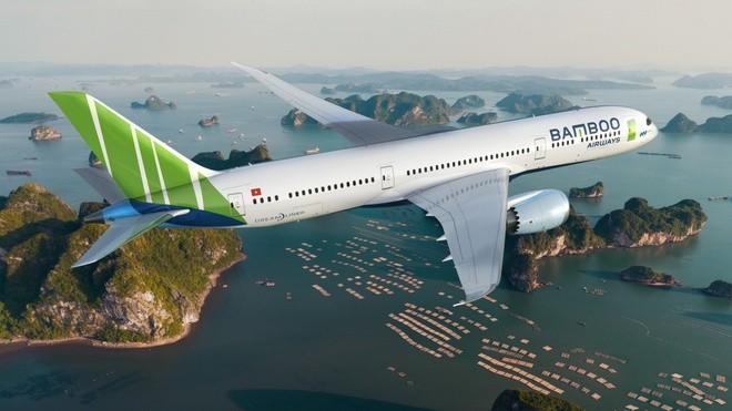 Bamboo Airways thuc hien chuyen bay dac biet dua cong dan Sec hoi huong