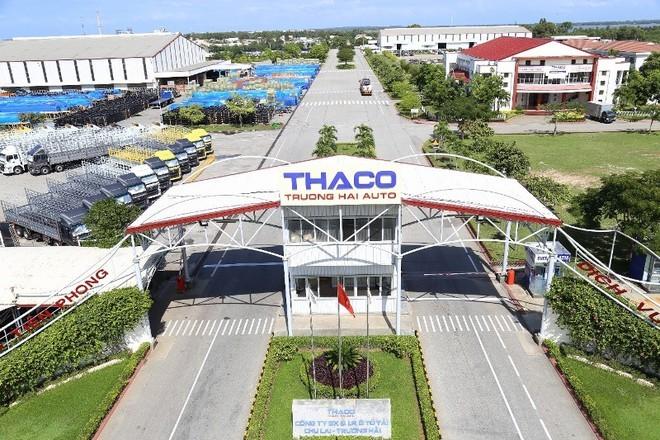 """Ty phu Tran Ba Duong bat ngo """"de"""" THACO Group sat canh THACO Oto"""