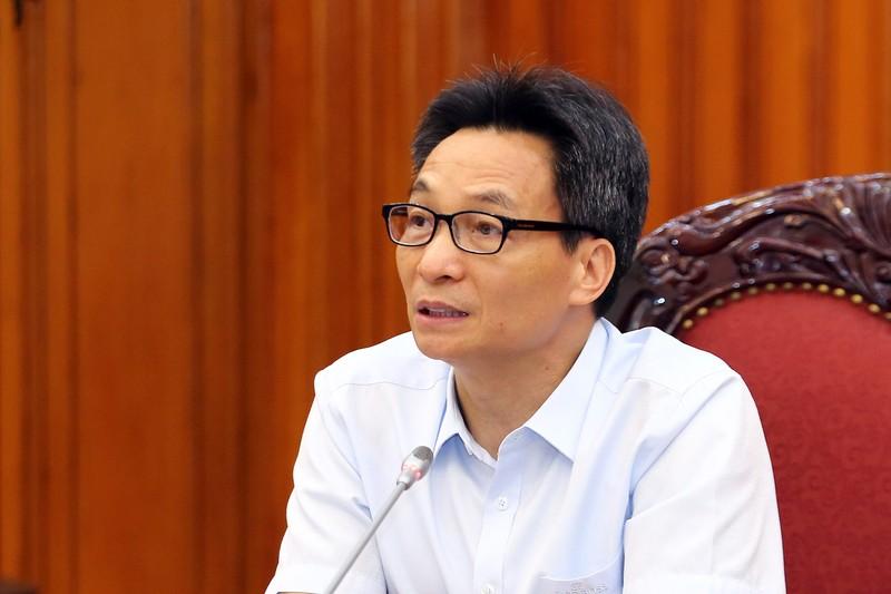 Pho Thu tuong: Chung ta van chua chien thang dich benh