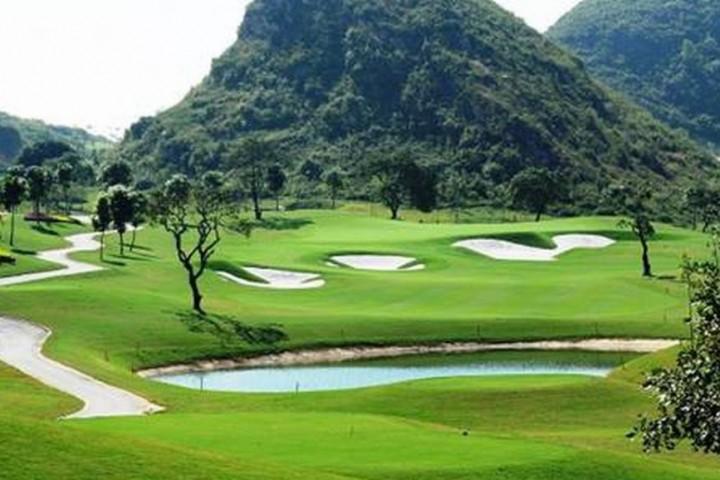 Biet gi ve ong chu san golf Viet Yen vua duoc phe duyet?