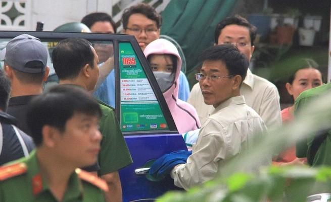 Truy to cuu Pho chanh an quan 4 xam chiem cho o