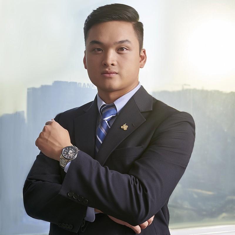 Thieu gia 9X kinh nghiem gi lam Tong giam doc xay dung Hoa Binh?