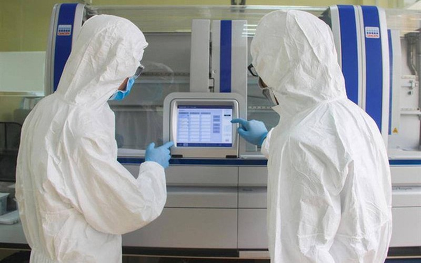 Tap doan Vingroup tai tro hoa chat xet nghiem virus Sars-CoV-2