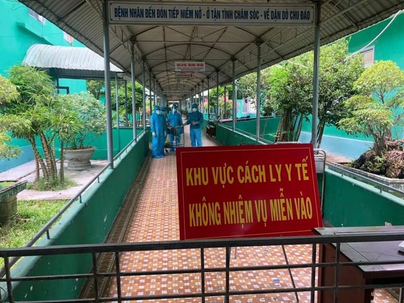 3 ca mac moi COVID-19 tai Quang Nam, Bac Lieu, Viet Nam co 883 benh nhan