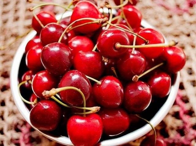 Luot nhin 3 giay biet ngay cherry ngon, khong nhiem hoa chat