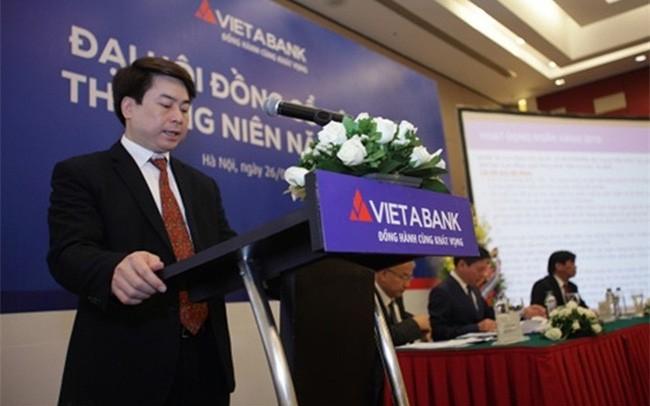 """Ong Nguyen Van Hao """"roi"""" HDQT VietABank"""