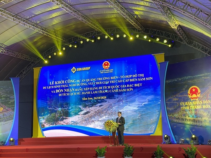 Sun Group khoi cong du an du lich sinh thai Sam Son hon 1 ty USD-Hinh-3