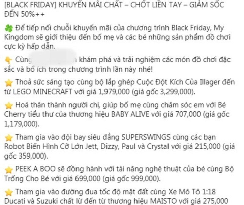 Black Friday thoi COVID-19: TTTM heo hut... cho mang tap nap don dat hang-Hinh-5