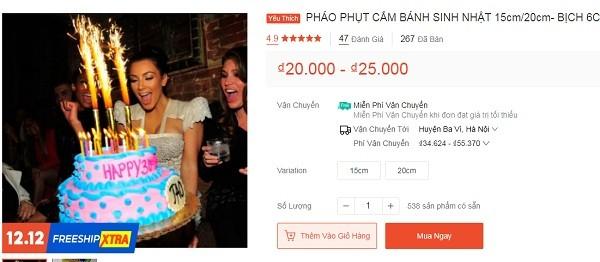 Phao hoa khong no: Dan Viet duoc xai loai nao... gia ro sao?