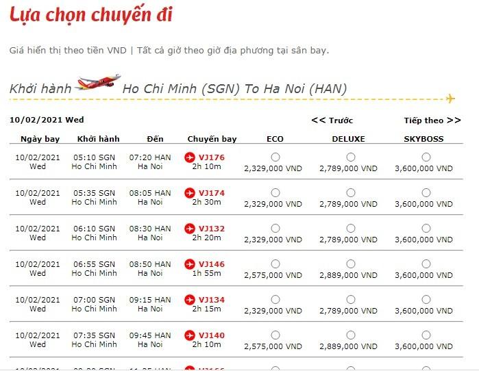Ve may bay Tet 2021: Vietnam airlines, Vietjet, Bamboo... hang nao ngon re?-Hinh-2
