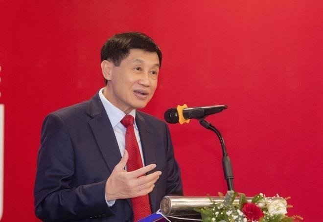 Ong Johnathan Hanh Nguyen muon mo chuoi cua hang mien thue tai Ha Noi