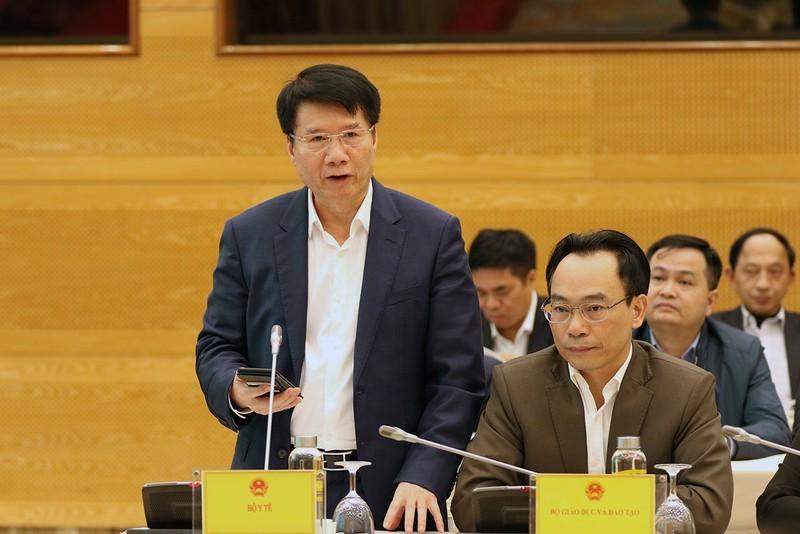 Viet Nam dang dam phan mua 30 trieu lieu vaccine Covid-19 tu Anh