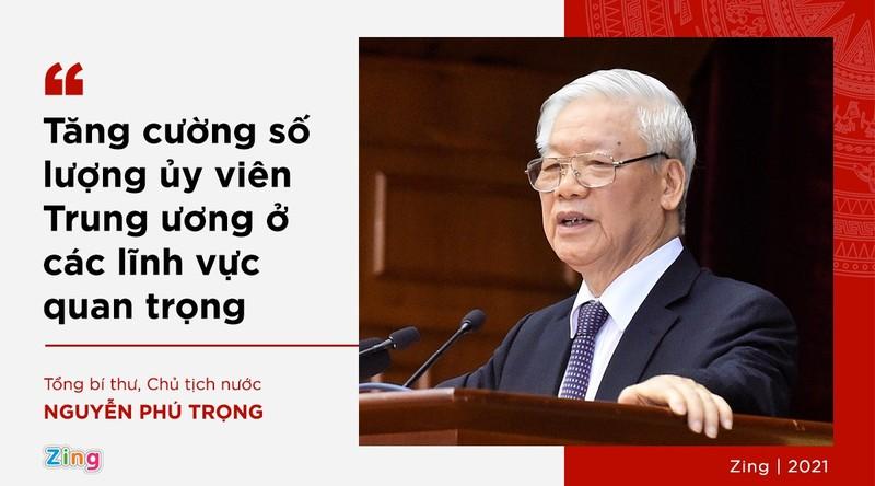 Phat ngon cua Tong bi thu ve lua chon nhan su khoa XIII-Hinh-11