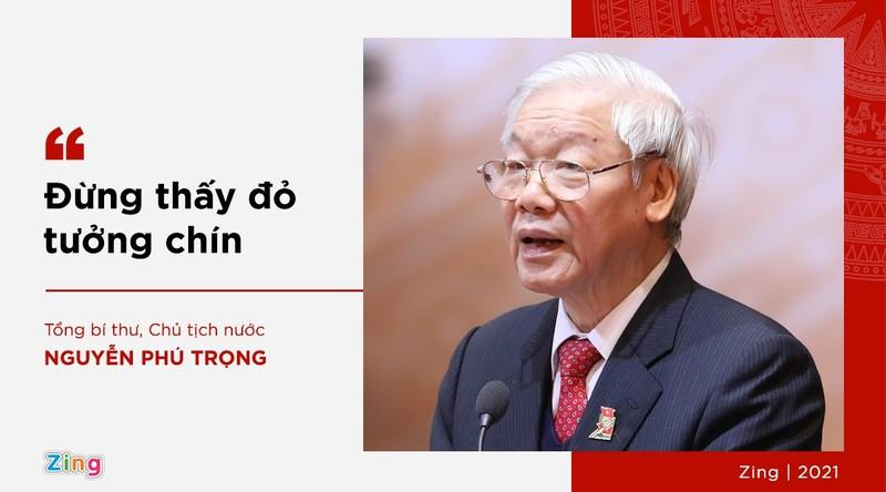 Phat ngon cua Tong bi thu ve lua chon nhan su khoa XIII-Hinh-6