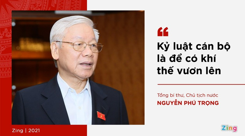 Phat ngon cua Tong bi thu ve lua chon nhan su khoa XIII-Hinh-7