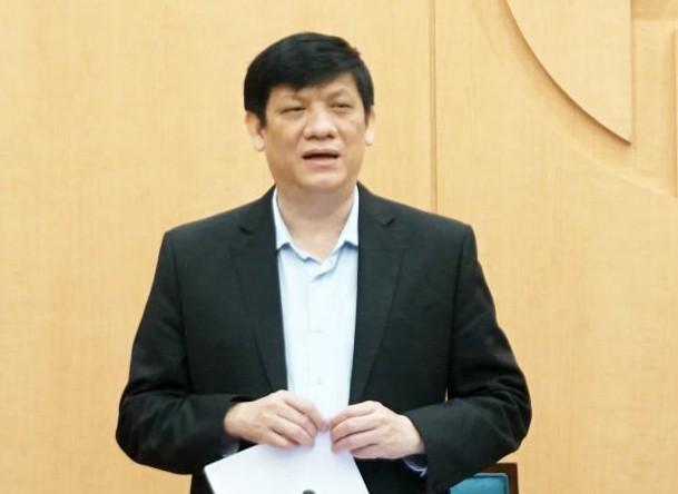 Bo truong Bo Y te: Chu ky lay nhiem COVID-19 chi tu 1 - 2 ngay