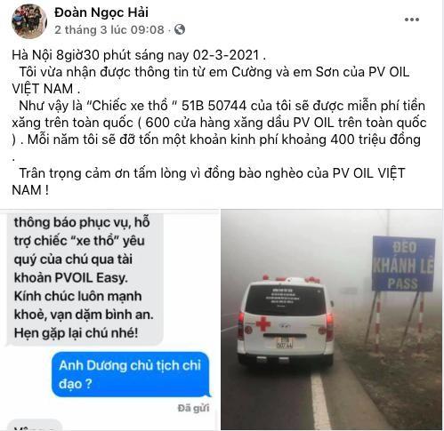 Dai gia mien hang tram trieu tien xang cho ong Doan Ngoc Hai la ai?