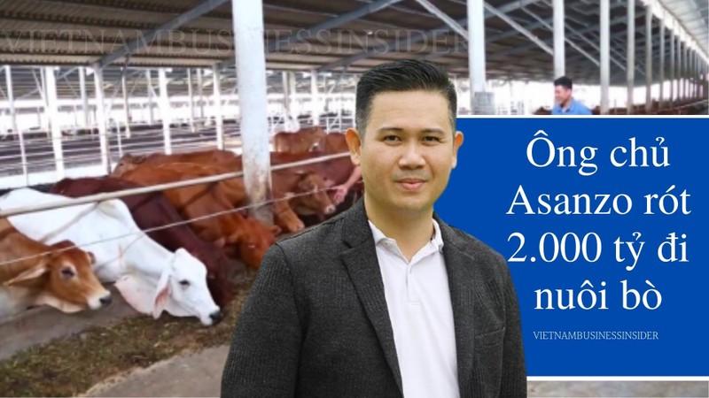 """Ngoai CEO Asanzo, con dai gia BDS, vua """"Thep""""... re tay ngang lam nong?"""