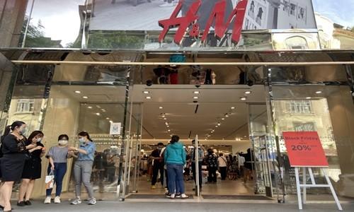 H&M bi NTD Viet tay chay: Loi