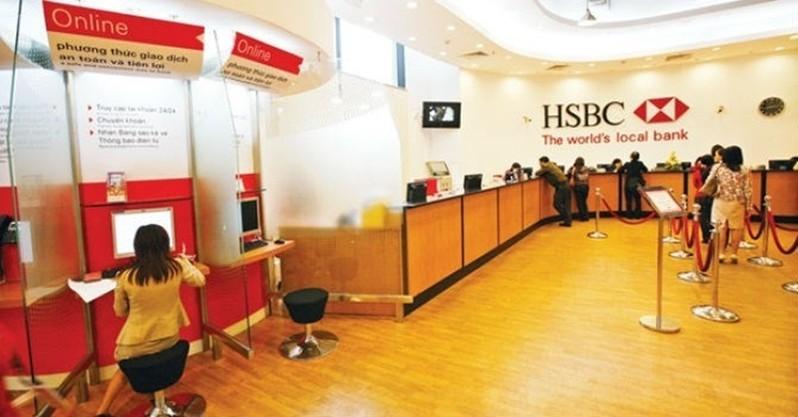 HSBC lo lai sao... tra luong nhan vien cao nhat Viet Nam?