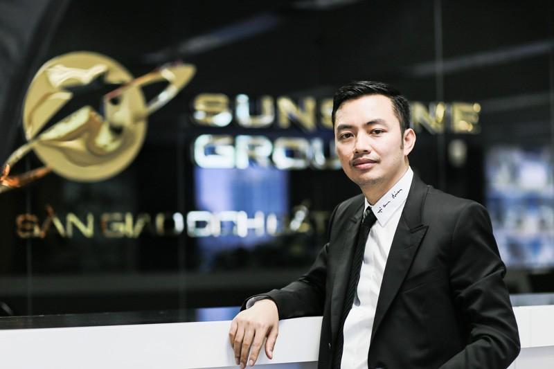 Chu tich Sunshine Group tung