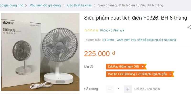 Loan gia quat tich dien day cho mang: Dung 1 mua da hong... nhieu rui ro-Hinh-3