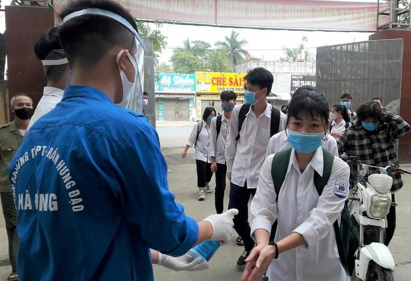 Dieu chinh ky thi lop 10 THPT tai Ha Noi: An toan va nhan van cho thi sinh-Hinh-2